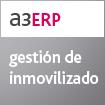 a3ERP gestion de inmovilizado